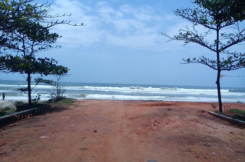 Chithrapura Beach