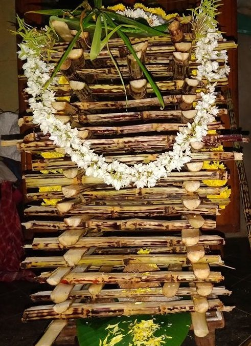 Sugarcane Ganesha