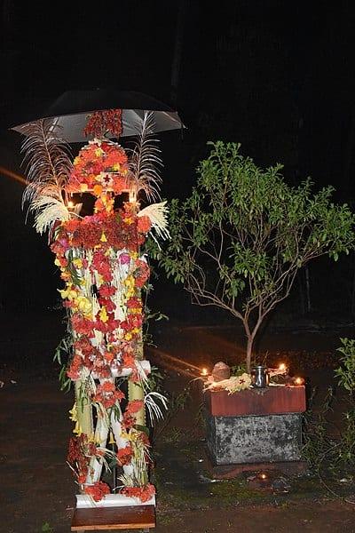 Baliyendra pooja